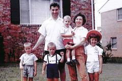 Family Hirsch (circa 60`s)