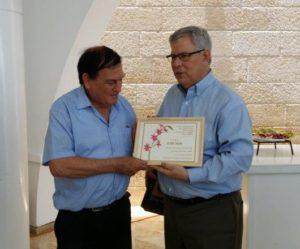 The World Union Bids Farewell to Maoz Haviv