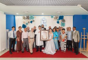 A Memorable Sunday in Bagkok, Wedding Ceremony in Thailand Progressive Jewish Community