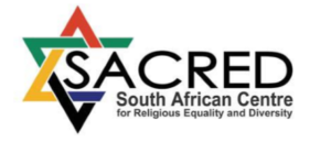 SACRED South African Center for Religious Equality and Diversity Logo