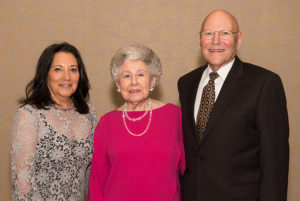 The WUPJ honors its key supporters and visionaries in Houston in April 2017