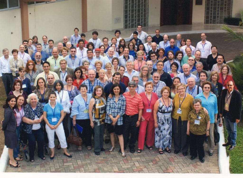Union of Jewish Community in Latin America (UJCL) in Panama, 2000