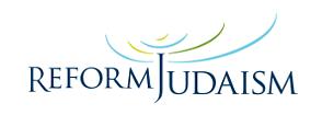 Logo for Reform Judaism UK