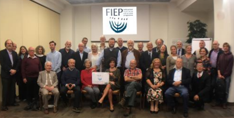 Federazione Italiana per l'Ebraismo Progressivo (FIEP) The Federation of Jewish Communities in Italy launches in October 2017