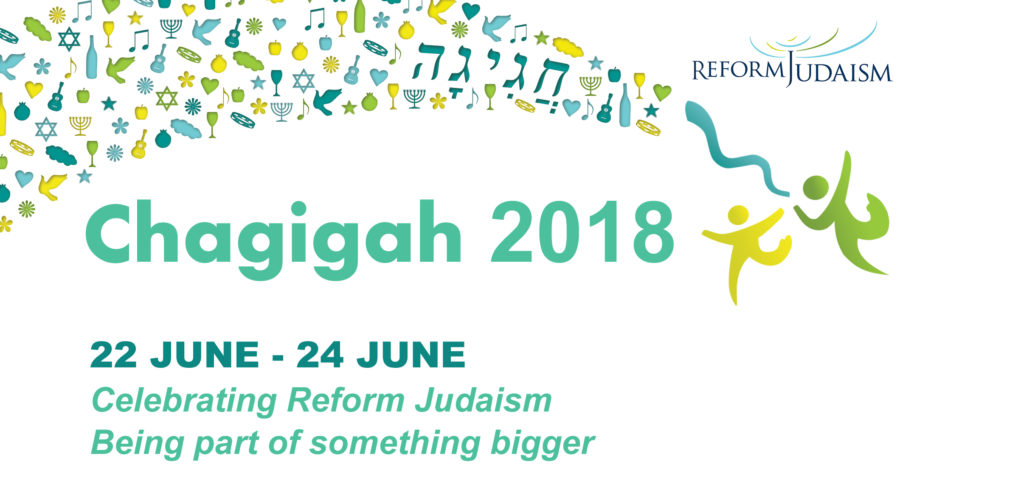Chagigah-2018 Movement for Reform Judaism UK