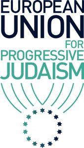 Logo of the European Union for Progressive Judaism EUPJ