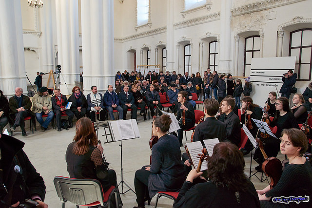 March of Remembrance in Grodno March 2018