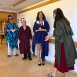 Scenes from the Wilkenfeld International Women's Leadership Seminar in Jerusalem May 2018