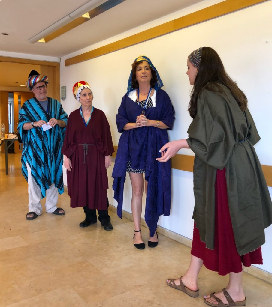 Scenes from the Wilkenfeld International Women's Leadership Seminar in Jerusalem May 2018