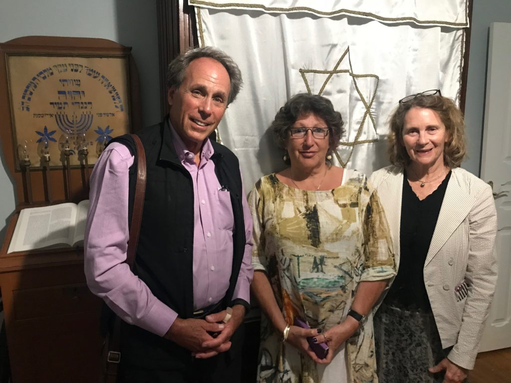 Connecting with Ohel Jakov in Lisbon, Rosh Hashana 2018