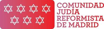 Logo of the Reform Congregation of Madrid Communidad Judia Reformista de Madrid
