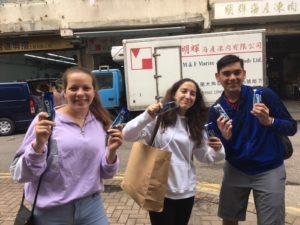 Asian Progressive Union Teen Shabbaton at UJC Hong Kong Nov 2018
