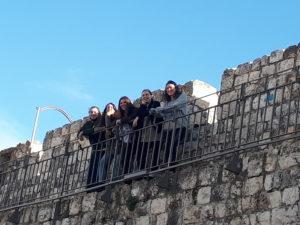 Veida Olamit Netzer Leadership in Jerusalem January 2019