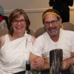 Janet Henrie and Larry Lockshin (Beit Shalom Synagogue, Adelaide)