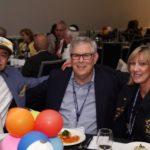 rom left: UPJ President Roger Mendelson, WUPJ President Rabbi Danny Freelander and Sue Mendelson