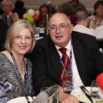Louise Ward and Michael Shnukal (Temple Shalom Gold Coast)