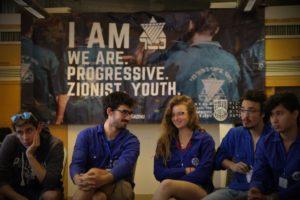 Netzer Tamar Shabbaton for Progressive Young Adults in Israel, April 2019