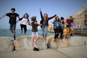 Netzer Tamar Shabbaton for Progressive Young Adults in Israel, April 2019