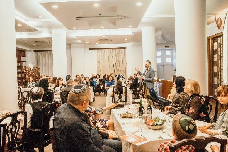 Pesach 2019 Shaarei Shalom 1
